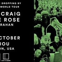 Bijou Fridays Carl Craig  Jesse Rose [final tour]