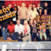 Free Improv Class - Dec 16 12pm - 1pm