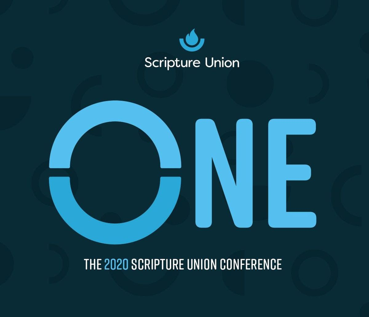 ONE - Scripture Union Conference 2020 (Booking for LMP