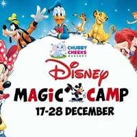 Winter Camp 2017 Disney Magic Camp