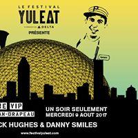 Le Festival YUL EAT prsente Cuisine VIP au Parc Jean-Drapeau