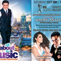 Jimmy Anton at Salsamania-Austin - October 28th