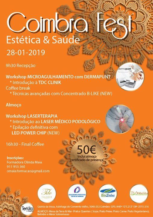 Coimbra Fest - Esttica e Sade