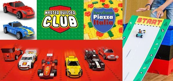 Piazza Italia sessions - Supercars