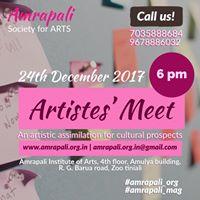 Artistes Meet 2017