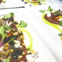 Triadfoodies Chefs Table with Chef Caleb Smallwood of Tessa Farm to Fork