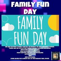 Family Fun Day at The Railway Bell