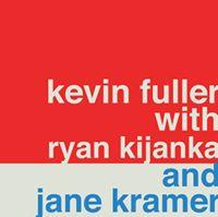 Kevin Fuller w Ryan Kijanka  Jane Kramer  Block Off Biltmore