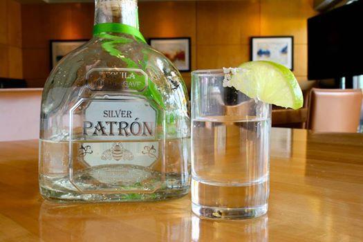 Patrn Tequila Dinner