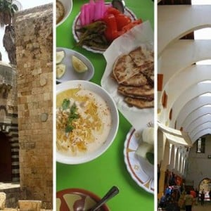 Old Tripoli  Guided Tour with Street Food Tasting