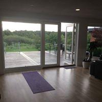 Yoga med smredskaber stram op og strk ud