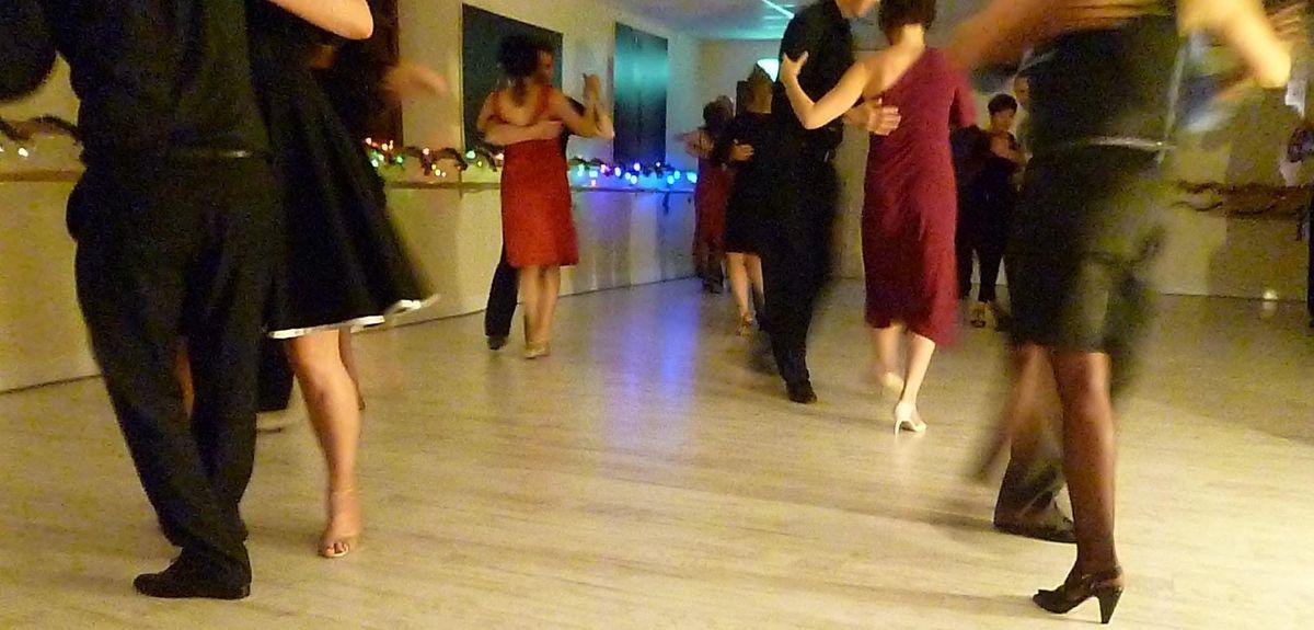 Argentinian Tango Course- Level 3 (Pre-Intermediate) with Compadrito Tango