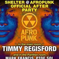 Shelter at AFROPUNK Official After Party