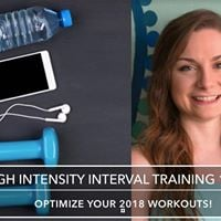 Interval Training 101 with Hailey