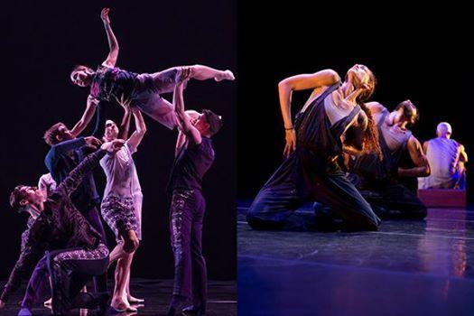 Hubbard Street Dance ChicagoMalpaso Dance Company