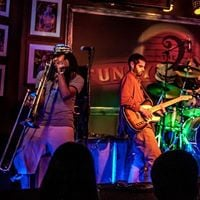 Ghost Town Blues Band at Underground 119