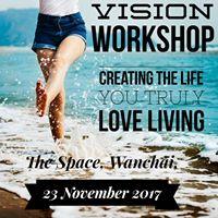 New Date Dec 12 - Vision Workshop