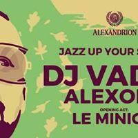 Jazz UP your Spirit with DJ Vadim