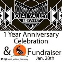 Ojai Valley Brewery 1 Year Anniversary Party
