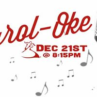 Annual Carol-oke Holdiay Party