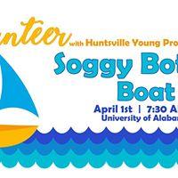 Volunteer at Soggy Bottom Boat Race