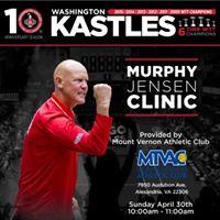 Free Member Coach Murphy Jensen Clinic at MTVAC