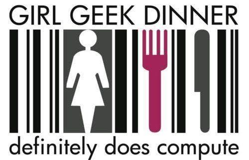 Columbia Girl Geek Dinner 4