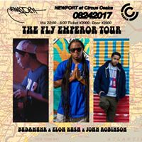 Newport meets The FLY Emperor TOUR