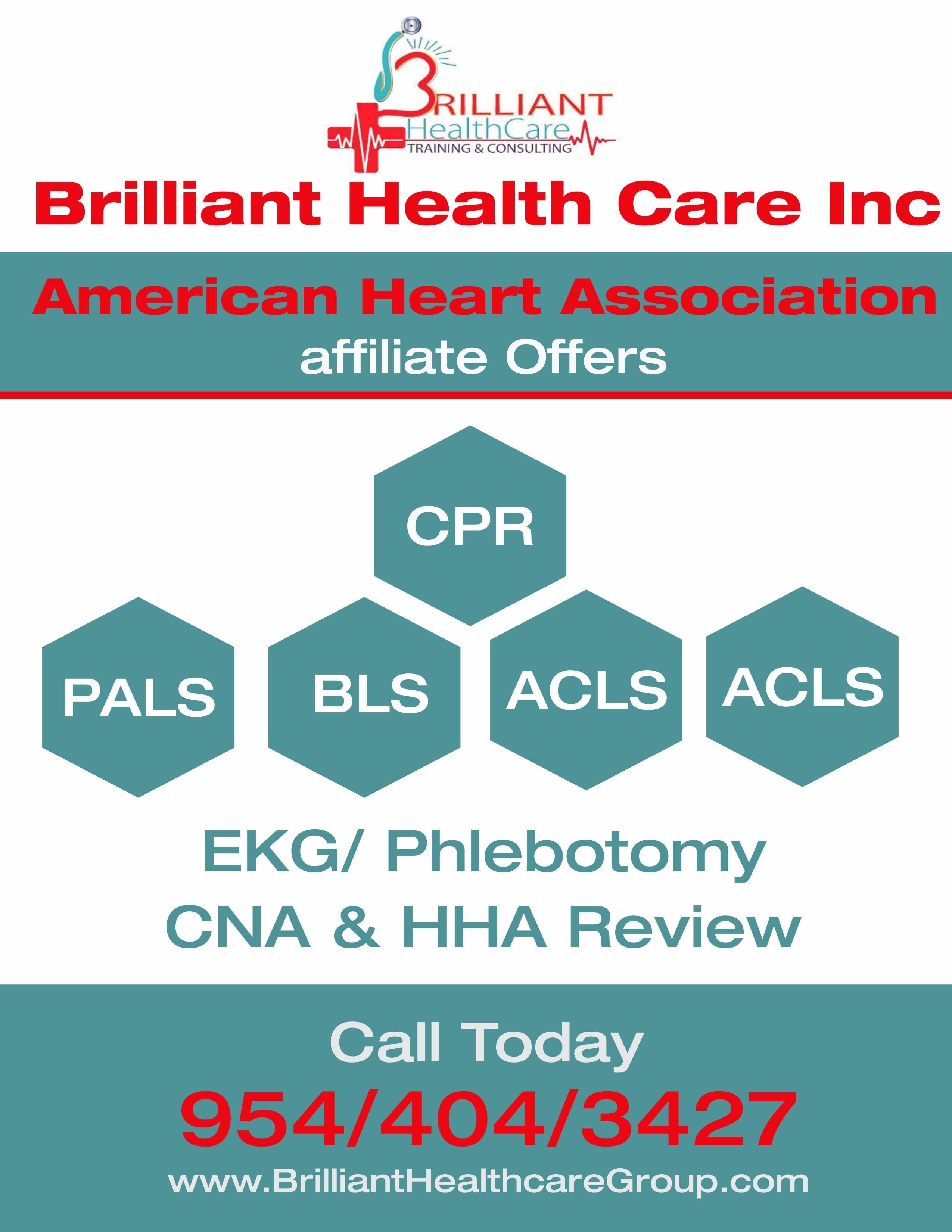 American Heart Association Cpr Bls Acls Pals Ekg Pembroke