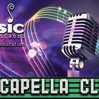A Capella Club Audition