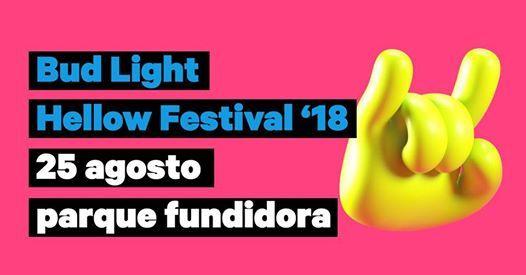 Hellow Fest Tour Saltillo