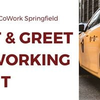 October 27th Meet and Greet Networking Event Presented by CoWork...