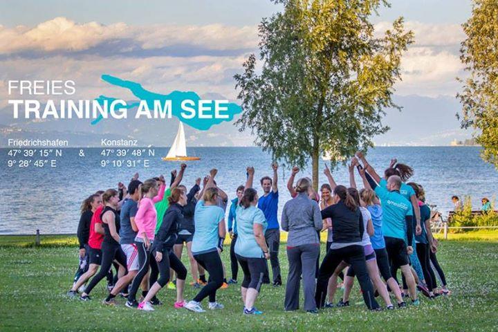 Freies Training am See 3 - Konstanz
