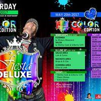 Fiesta Deluxe - Color Edition  3 Areas