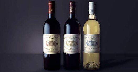 Chteau Margaux Wine Dinner