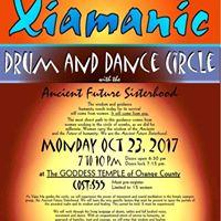 Xiamanic Drum and Dance Circle wVajra Ma