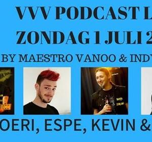 VVVPodcast LIVE ComicSans