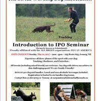Intro to IPO Seminar