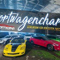 Sportwagencharity Augsburg 2018 - Gemeinsam fr den guten Zweck