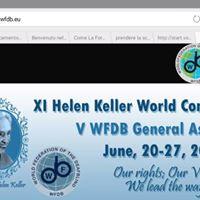 Conferenza Mondiale Sordociechi
