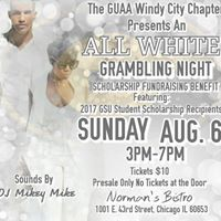 Grambling All White Party