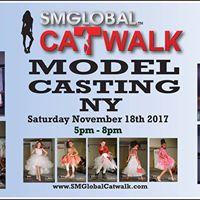 MODEL Casting NY - SMGlobal Catwalk