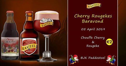 Cherry Rougekes Baravond