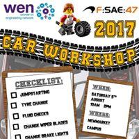 WEN and FSAEs Car Workshop