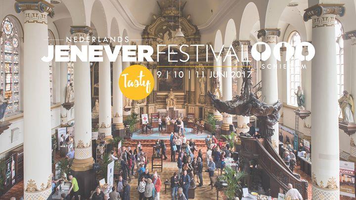 Jeneverfestival Tasty  10 en 11 juni 2017
