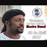 Workshop - MESTRE NENEL