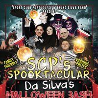 SCPs Spooktacular Da Silvas Halloween Bash