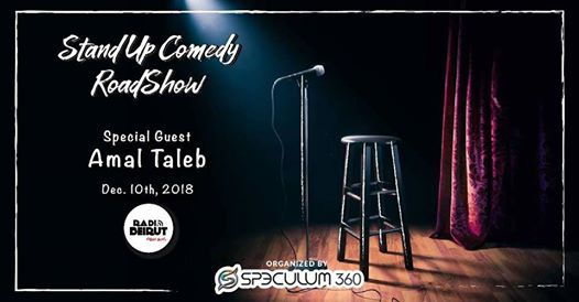 Stand Up Comedy Roadshow
