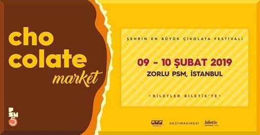 Chocolate Market Zorlu PSM stanbul