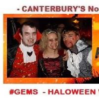 GEMS - Halloween Warm Up Party - TUES 24th OCT